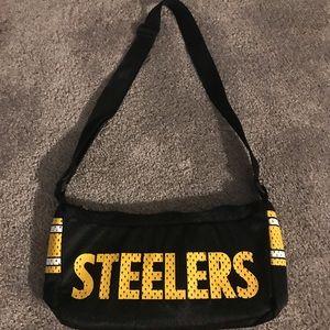 STEELERS Cross Body Handbag